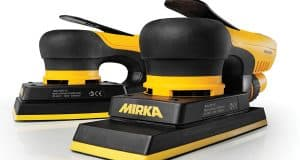 Direct Electric Orbital Sander