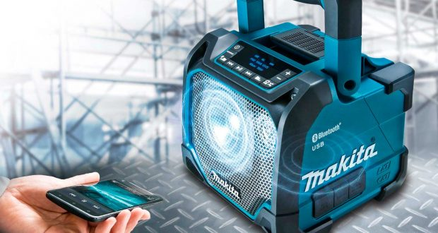 Makita DMR202 Job Site Speaker with Bluetooth