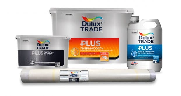 New Dulux Trade Plus range provides warmth for Tonbridge School