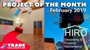 Project of the Month – February 2019