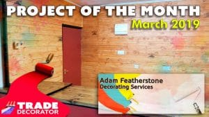 Project of the Month – March 2019