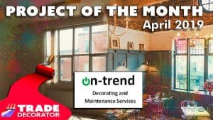 Project of the Month - April 2019