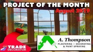 Project of the Month - August 2019