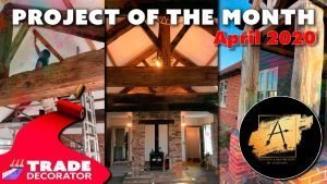 Project of the Month - April 2020