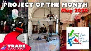 Project of the Month - May 2020