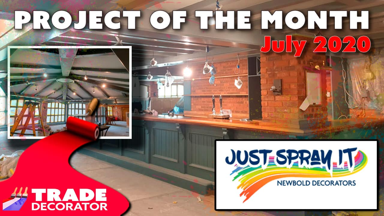 Project of the Month - July 2020