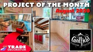 Project of the month - August 2020