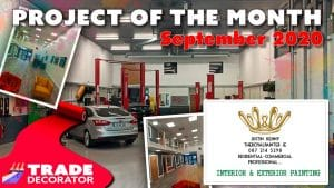 Project of the Month - September 2020