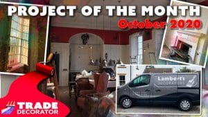 Project of the Month - October 2020