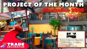 Project of the Month November 2020