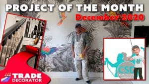 Project of the Month December 2020