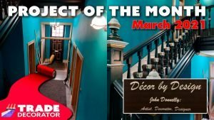 Project of the Month – March 2021
