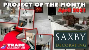 Project of the Month - April 2021