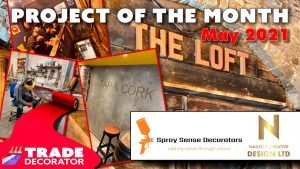 Project of the Month - May 2021