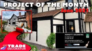 Project of the Month - June 2021